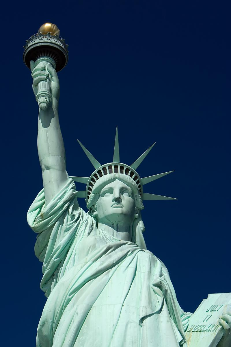 History on The Statue of Liberty